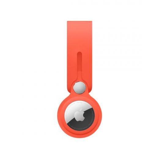 Брелок Apple AirTag Loop Electric Orange (MK0X3)