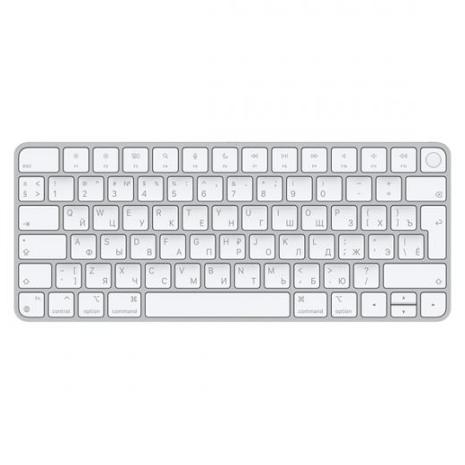 Клавиатура Apple Magic Keyboard with Touch ID for Mac models with Apple silicon (MK293RS/A)
