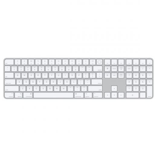 Клавиатура Apple Magic Keyboard with Touch ID and Numeric Keypad (MK2C3LL/A)