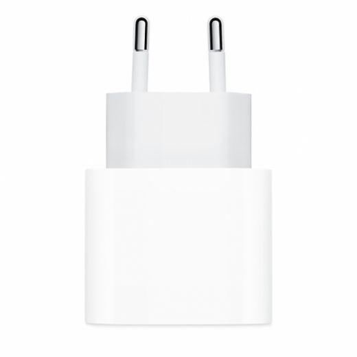 Адаптер питания Apple USB‑C 20 Вт (Copy) для iPhone 12 | 13