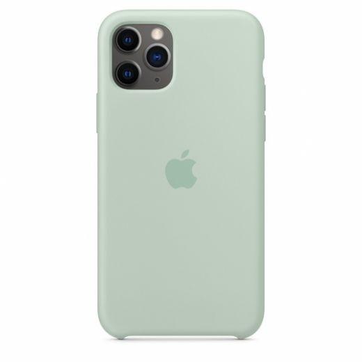 Чехол Apple Silicone Case Beryl (High copy) для iPhone 11 Pro Max