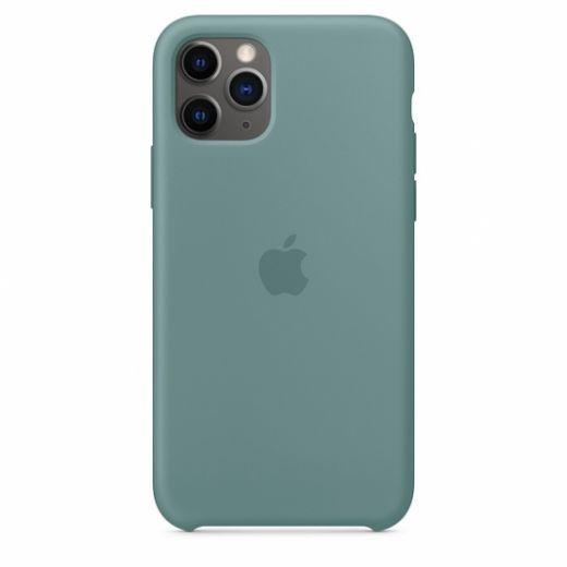 Чехол Apple Silicone Case Cactus (High copy) для iPhone 11 Pro