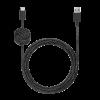 Кабель Native Union Night Cable Lightning Cosmoc Black (3 m) (NCABLE-L-CS-BLK-NP)