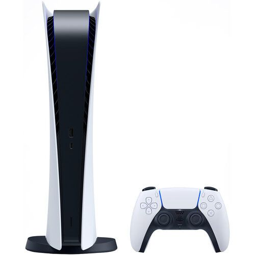 Приставка Sony PlayStation 5 Digital Edition 825GB