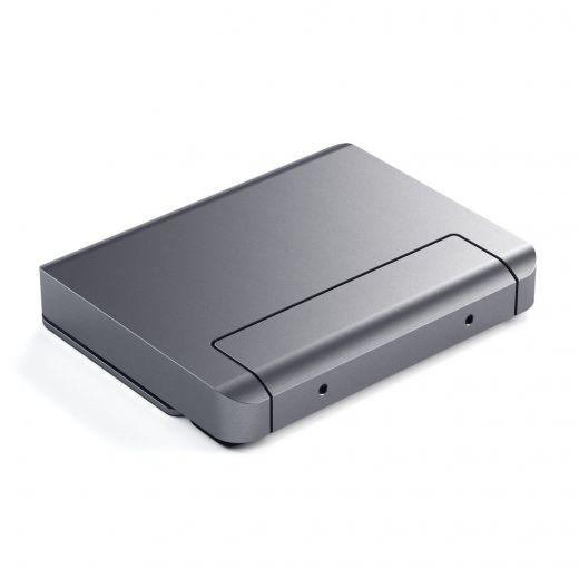 Подставка Satechi Aluminum Stand & Hub для iPad Pro (ST-TCSHIPM)