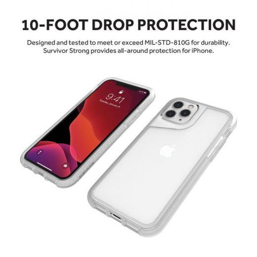 Чехол Griffin Survivor Strong Clear (GIP-023-CLR) для iPhone 11 Pro