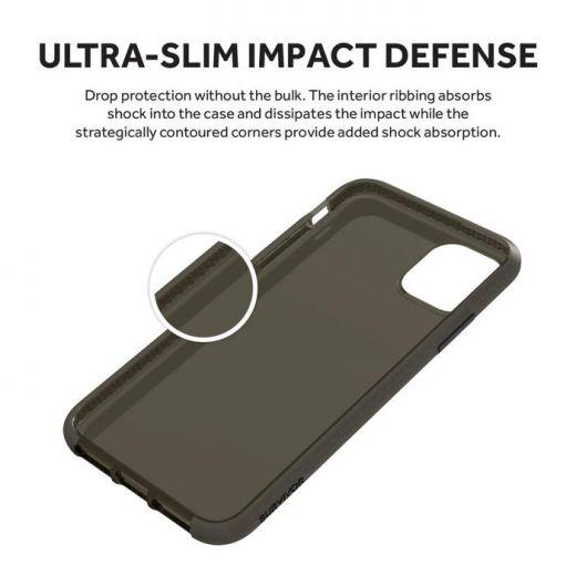 Чехол Griffin Survivor Clear Black (GIP-026-BLK) для iPhone 11 Pro Max