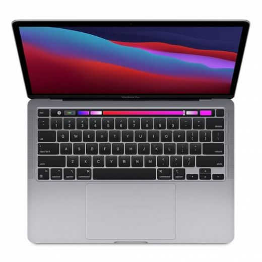 "Apple MacBook Pro 13"" M1 Chip 512Gb 16Gb Space Gray Late 2020 (Z11C000E4)"