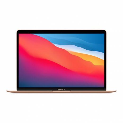 """Apple MacBook Air 13"""" M1 Chip 7GPU 256Gb 16GB Gold Late 2020 (Z12A000FK)"""