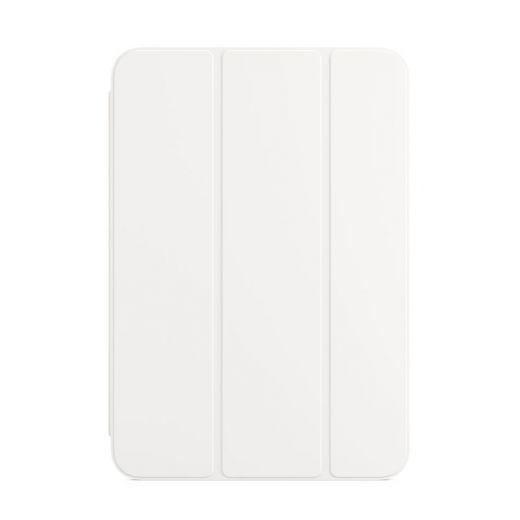 Оригинальный чехол-книжка Apple Smart Folio White (MM6H3) для iPad mini (6th generation)