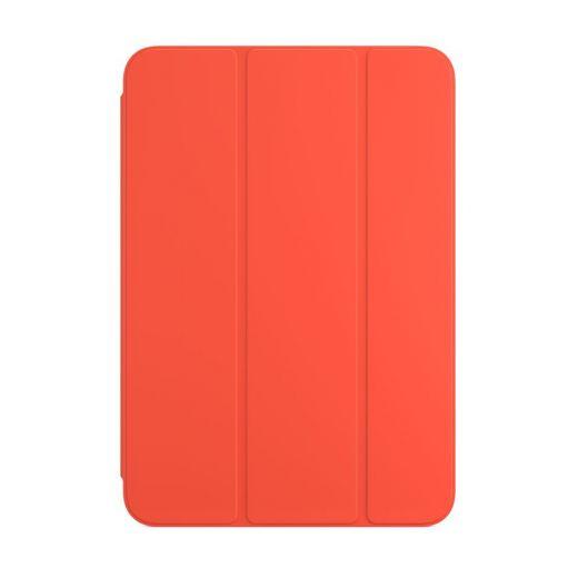 Оригинальный чехол-книжка Apple Smart Folio Electric Orange (MM6J3) для iPad mini (6th generation)