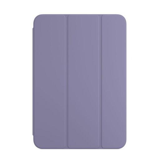 Оригинальный чехол-книжка Apple Smart Folio English Lavender (MM6L3) для iPad mini (6th generation)