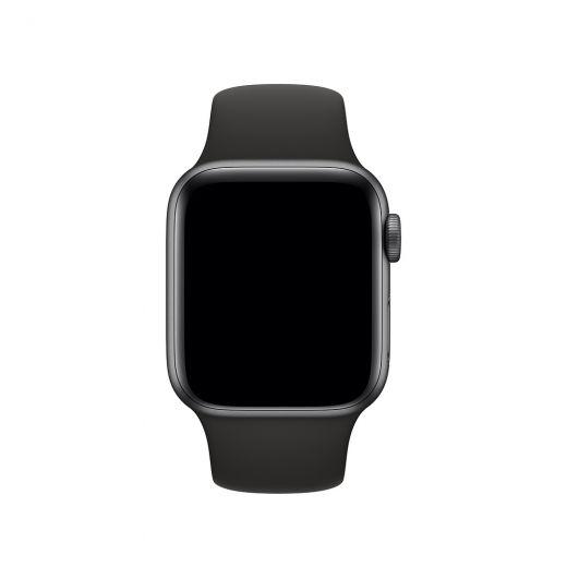 Ремешок CasePro Sport Band Black для Apple Watch 42/44mm