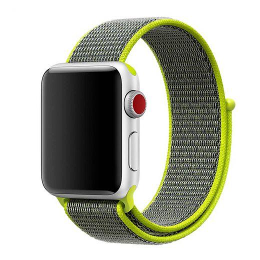 Ремешок CasePro Sport Loop Flash для Apple Watch 40mm   38mm Series SE   6   5   4   3   2   1