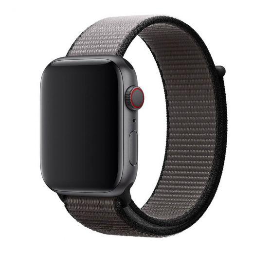 Ремешок CasePro Sport Loop Anchor Grey для Apple Watch 44mm | 42mm Series SE | 6 | 5 | 4 | 3 | 2 | 1