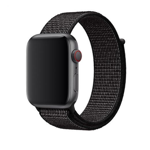 Ремешок CasePro Sport Loop Black для Apple Watch 42/44mm