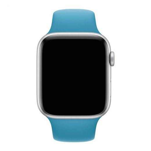 Ремешок CasePro Sport Band Blue для Apple Watch 42/44mm