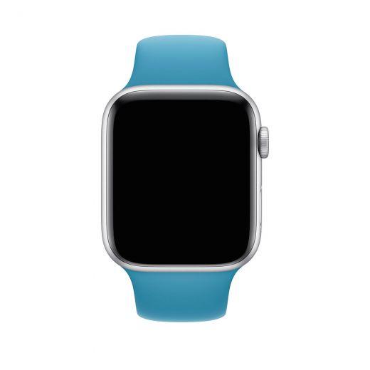 Ремешок CasePro Sport Band Blue для Apple Watch 38/40mm