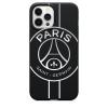 Силиконовый чехол CasePro PSG Logo Black для iPhone 12 Pro Max
