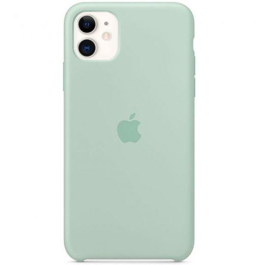 Чехол Apple Silicone Case Beryl (High copy) для iPhone 11