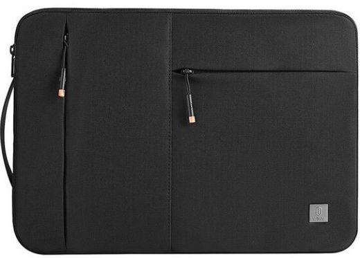 Чехол-сумка WIWU Alpha Slim Sleeve Black для MacBook Pro 13'   Air 13'