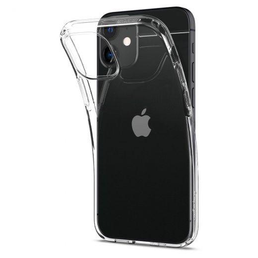 Чехол Spigen Liquid Crystal Crystal Clear (ACS01740) для iPhone 12 mini