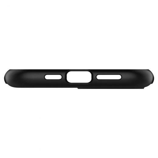 Чехол Spigen Slim Armor Gunmetal (ACS01480) для iPhone 12 Pro Max
