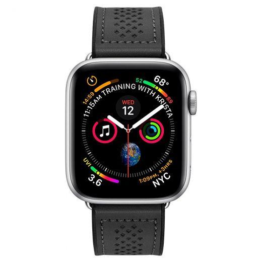 Ремешок Spigen Retro Fit Black для Apple Watch 38/40 mm