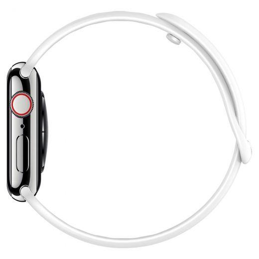 Ремешок Spigen Silicone Fit White для Apple Watch 42/44 mm