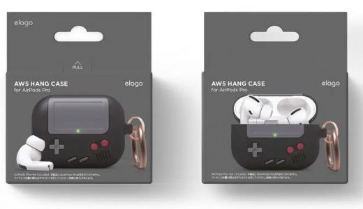 Чехол Elago AW5 Hang Case Black (EAPPAW5-BK) для Airpods Pro
