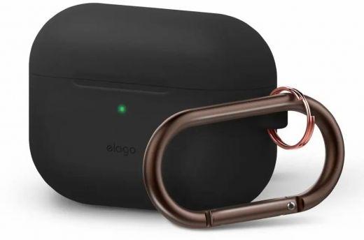 Чехол Elago Hang Original Case Black (EAPPOR-HANG-BK) для Airpods Pro