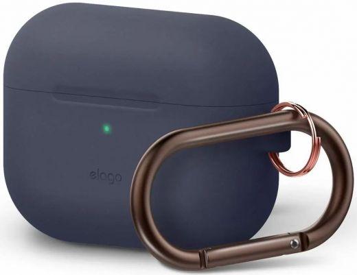 Чехол Elago Hang Original Case Jean Indigo (EAPPOR-HANG-JIN) для Airpods Pro