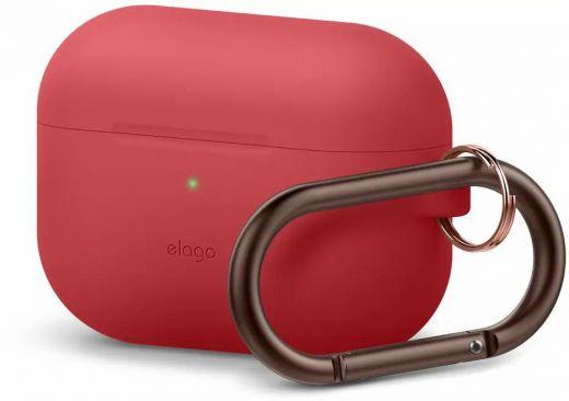 Чехол Elago Hang Original Case Red (EAPPOR-HANG-RD) для Airpods Pro