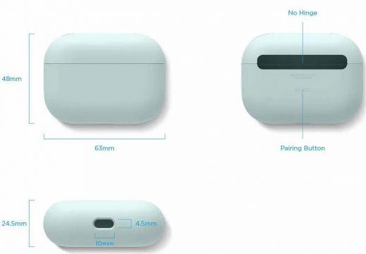 Чехол Elago Liquid Hybrid Case Mint (EAPPRH-MT) для Airpods Pro