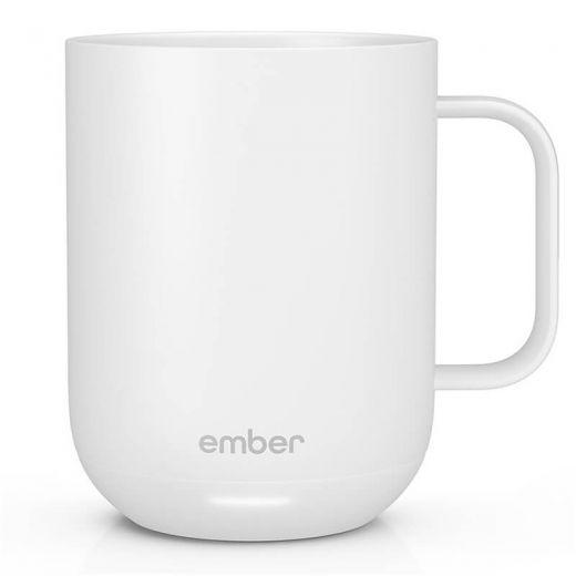 Умная чашка с подогревом Ember Smart Mug 2 (295 мл.) White