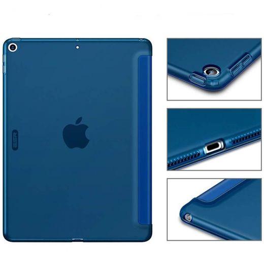"Чехол-подставка ESR Rebound Slim Smart Case Navy Blue для iPad 10.2"" (2020 | 2019)"