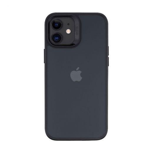 Чехол ESR Classic Hybrid Shock Absorbing Phone Case Frosted Black для iPhone 12 mini