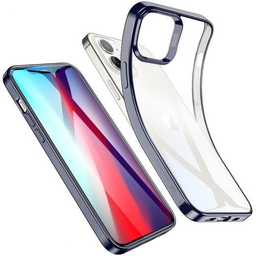 Чехол ESR Halo Clear Blue для iPhone 12 mini