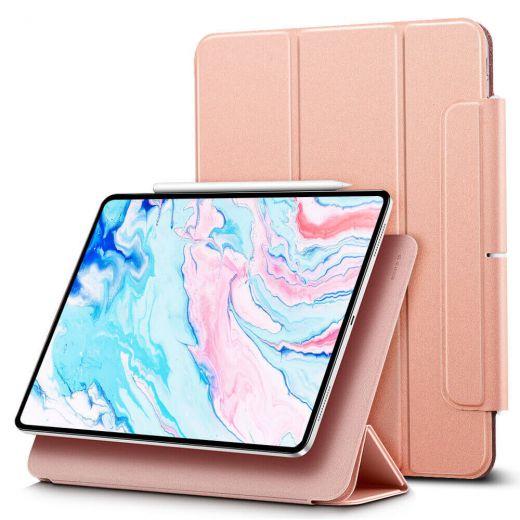 Чехол ESR Rebound Magnetic Rose Gold для iPad Air 4 (2020)