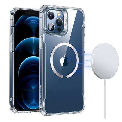 Противоударный чехол ESR Sidekick Hybrid HaloLock Clear для iPhone 12 Pro Max