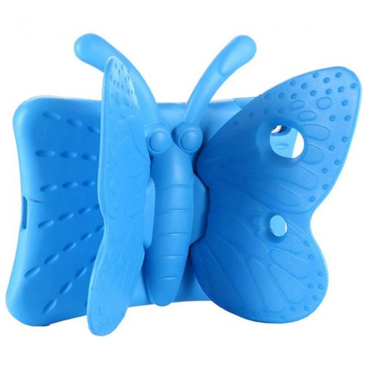"Детский чехол CasePro Cartoon Butterfly Blue для Apple iPad 10.2""(2019 | 2020 | 2021)"