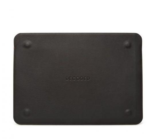 Чехол Decoded Frame Sleeve Black (D21MFS13BK) для MacBook Pro 13' (2016-2021) | Air 13' (2018-2021)