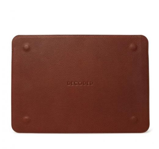 Чехол Decoded Frame Sleeve Brown (D21MFS13CBN)  для MacBook Pro 13' (2016-2021)   Air 13' (2018-2021)