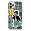 Прозрачный чехол Hustle Case Monopoly Ice Cream Clear для iPhone 13 Pro Max