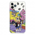 Прозрачный чехол Hustle Case Monopoly Richie Rich Ice Cream Clear для iPhone 13 Pro