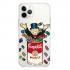 Прозрачный чехол Hustle Case Monopoly Boom Clear для iPhone 13 Pro