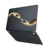 "Чехол-накладка Hustle Case Hands Time=Money Black для MacBook Pro 13"" (M1 | 2020 - 2016)"