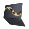 "Чехол-накладка Hustle Case Hands Btc=Auto Black для MacBook Pro 13"" (M1 | 2020 - 2016)"