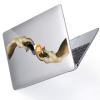 "Чехол-накладка Hustle Case Hands Btc=Auto Clear для MacBook Pro 13"" (M1 | 2020 - 2016)"