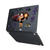 "Чехол-накладка Hustle Case Lola BTC Black для MacBook Pro 13"" (M1 | 2020 - 2016)"